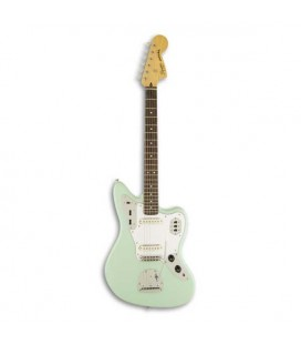 Guitarra Elétrica Fender Squier Vintage Modified Jaguar RW Surf Green