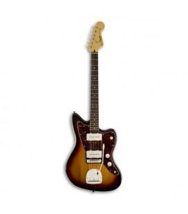 Fender Electric Guitar Squier Vintage Modified Jazzmaster RW 3 Color Sunburst