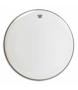 Remo Bass Drum Head BR 1222 00 Ambassador White 22 Inches