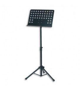 Atril FX Orquesta en Metal Perfurado Negro F900722