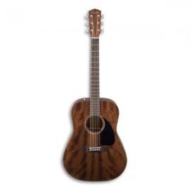 Guitarra Fender CD 60 Folk Dreadnought  All Mahogany