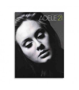 Libro Music Sales Adele 21 AM1003123