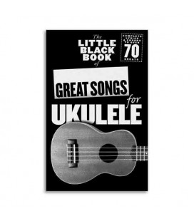 Music Sales Book The Little Black Book of Great Songs for Ukulele AM1006434