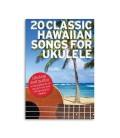 Music Sales Book 20 Classics Hawaiian Songs for Ukulele AM1008953
