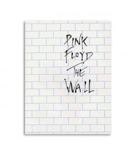 Livro Music Sales Pink Floyd The Wall AM64205