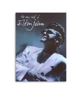 Livro Music Sales Elton John Very Best Of AM83627