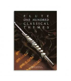 Music Sales 100 Classical  Themes For Flute AM84179