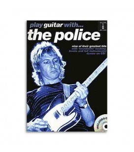 Libro Music Sales Play Guitar With The Police con CD AM991309