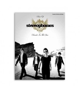 Libro Music Sales Stereophonics Decade In The Sun AM996655