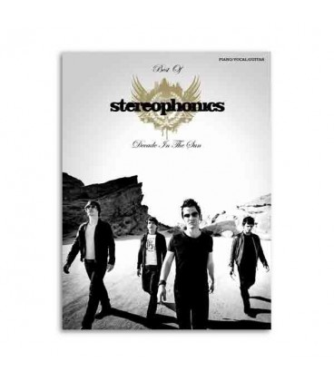 Music Sales Stereophonics Decade In The Sun AM996655