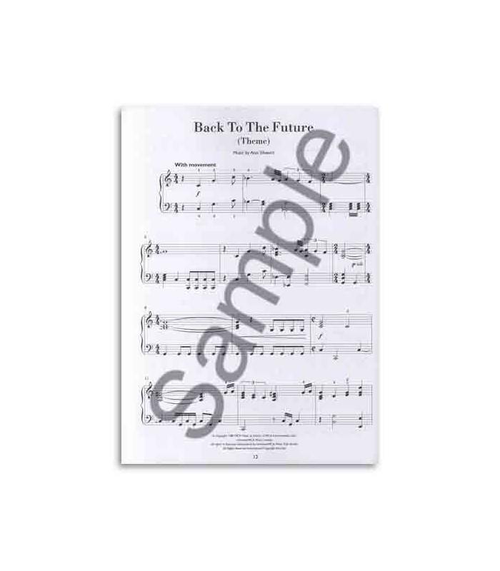 Music Sales Book Great Piano Solos Easy Piano Film Edition