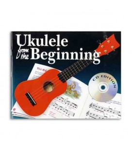 Libro Music Sales CH72831 Ukulele From The Beginning