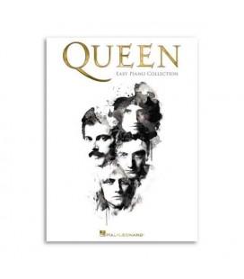 Libro Music Sales Queen Easy Piano Collection HL00139187