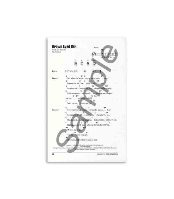 Book Music Sales Ukulele Chord Songbook Island Songs Hl00702471