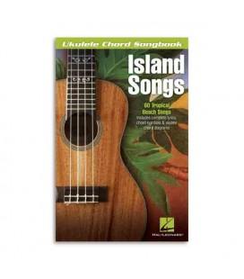 Livro Music Sales Ukulele Chord Songbook Island Songs HL00702471
