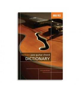 Livro Music Sales HL50449546 Berklee Jazz Guitar Chord Dictionary