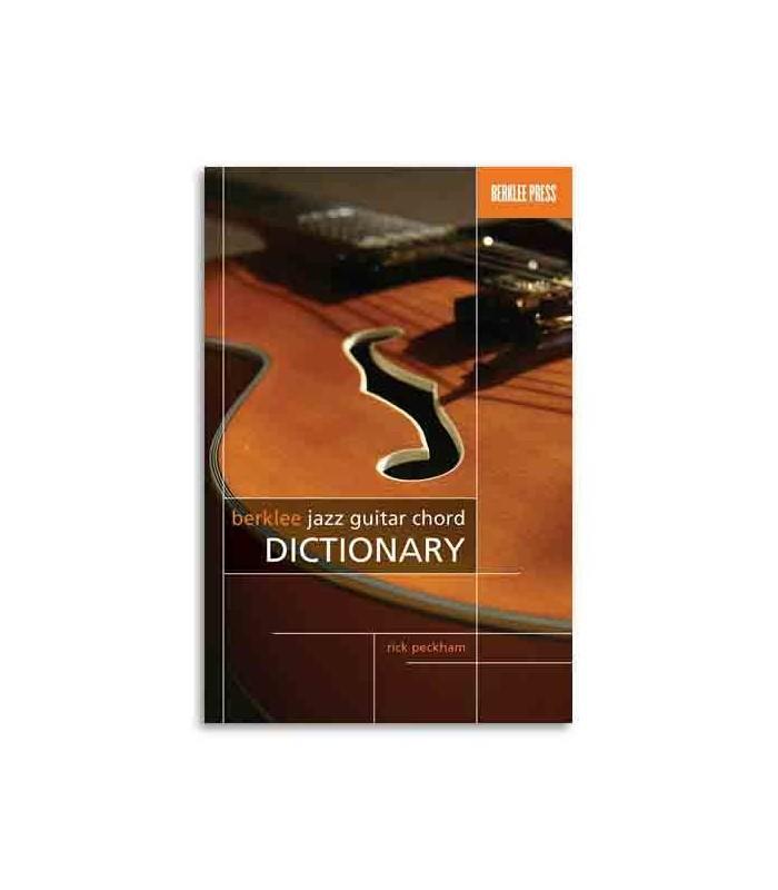 Livro Berklee Jazz Guitar Chord Dictionary HL50449546