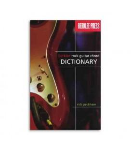 Libro Music Sales HL50449596 Berklee Rock Guitar Chord Dictionary