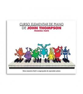 Livro Music Sales ML2502 Thompson Curso Elementar de Piano Parte 1