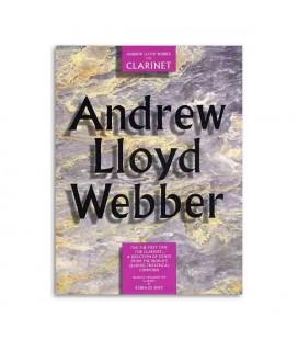 Livro Music Sales RG10277 Andrew Lloyd Webber para Clarinete
