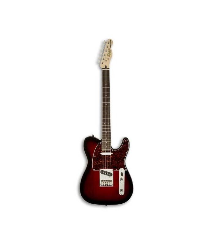 Foto de la guitarra Squier Standard Telecaster Antique Burst