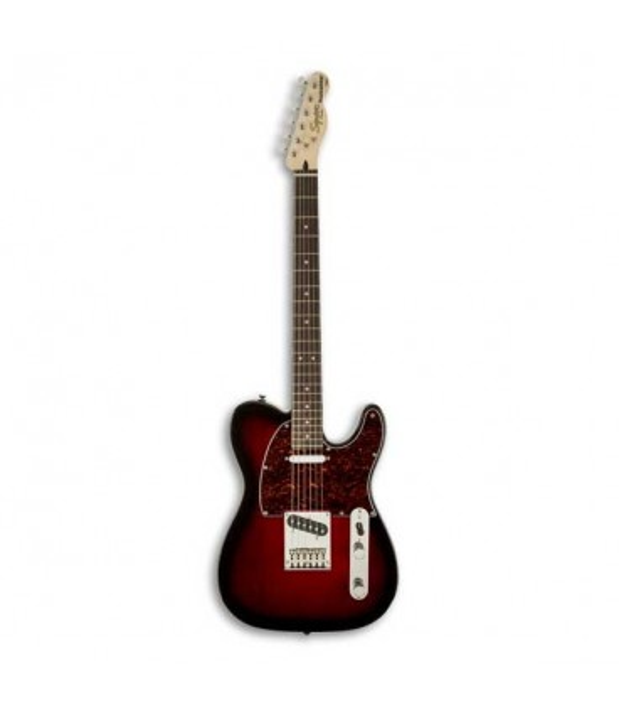 Foto da guitarra Squier Standard Telecaster Antique Burst