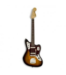 Guitarra Elétrica Fender Squier Vintage Modified Jaguar RW 3 Color Sunburst