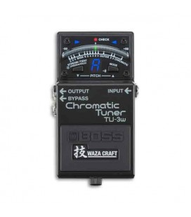 Photo of pedal Boss Tuner TU 3W