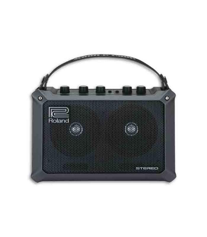 Foto do amplificador Roland Mobile Cube