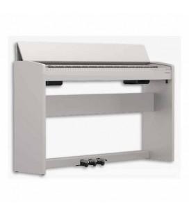 Piano Digital Roland F140R 88 Teclas 3 Pedales con Soporte
