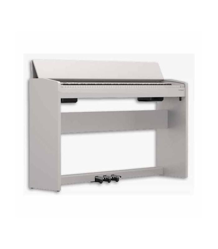 piano digital roland f140r 88 teclas 3 pedales con soporte. Black Bedroom Furniture Sets. Home Design Ideas