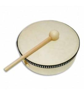 Photo of the Goldon Tambourine model 35235 15cm Natural Head
