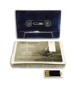 Cassette en Cerámica Jorge Rivotti con Unidad Flash Lisboa a Sete