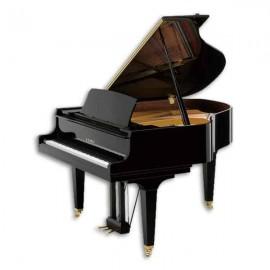 Piano de Cauda Kawai GL 30 166cm Preto Polido 3 Pedais