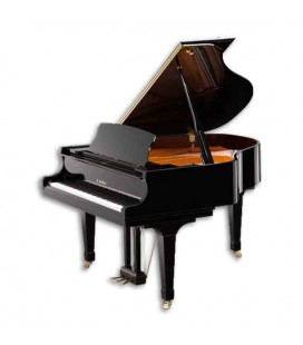 Kawai Grand Piano GX1 166cm Polished Black 3 Pedals