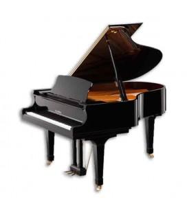 Piano de Cauda Kawai GL50 188cm Preto Polido 3 Pedais