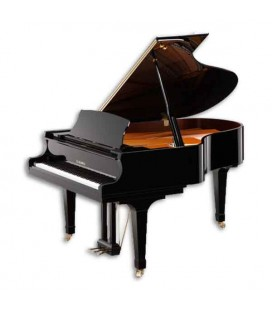 Piano de Cola Kawai GX 3 188cm Negro Pulido 3 Pedales