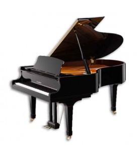Piano de Cauda Kawai GX 5 200cm Preto Polido 3 Pedais