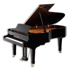 Piano de Cauda Kawai GX 6 214cm Preto Polido 3 Pedais