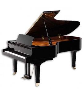 Piano de Cauda Kawai GX7 229cm Preto Polido 3 Pedais