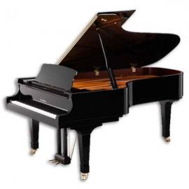 Piano de Cauda Kawai GX 7 229cm Preto Polido 3 Pedais