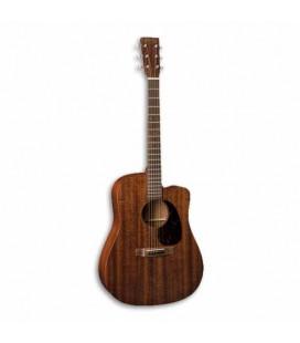 Guitarra Electroacústica Martin DC15ME Dreadnought Cutaway Fishman con Estuche