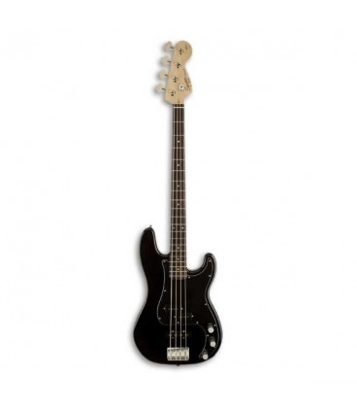 Guitarra Bajo Fender Squier Affinity Precision Bass PJ RW Black