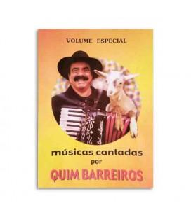 Livro Manuel Pereira Resende Melodias de Sempre Quim Barreiros Volume 3