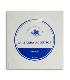 Dragão Superior Viola String 814 Bass 022 3a Sol without Silk Button