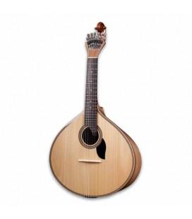 Artimúsica Portuguese Guitar 70072TP Lisbon Model 2 Friezes Pine Top