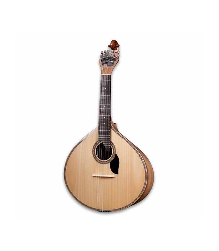 Guitarra Portuguesa Artimúsica 70072TP Modelo Lisboa 2 Frisos Tampo em Pinho