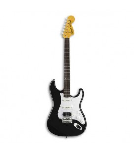 Guitarra Elétrica Fender Squier Vintage Modified Stratocaster HSS Black