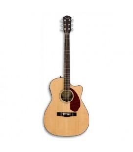 Guitarra Eletroacústica Fender Concert CC 140SCE Natural com Estojo