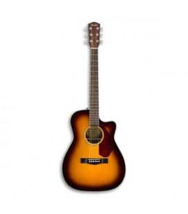 Fender Electroacoustic Guitar Concert CC 140SCE Sunburst with Case